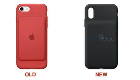 MàJ- Nouvelle photo de Smart Battery Case à venir pour les iPhone XS et XR? 6