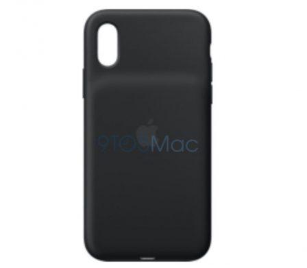 MàJ- Nouvelle photo de Smart Battery Case à venir pour les iPhone XS et XR? 5