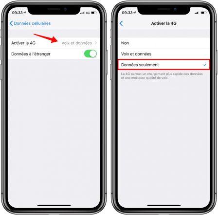 Problèmes de connexion réseau avec iOS 12.1.2? Voici des solutions à tester 3