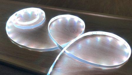En promo flash à -25%  / Test du bandeau LED Koogeek compatible HomeKit/Siri, pour une ambiance colorée 19