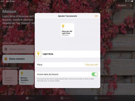En promo flash à -25%  / Test du bandeau LED Koogeek compatible HomeKit/Siri, pour une ambiance colorée 12