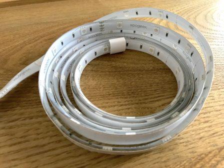 Avant son test: le bandeau LED Koogeek compatible HomeKit en photos et en couleurs (+ code promo -25%)! 6