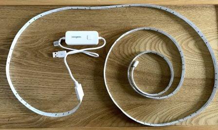 En promo flash à -25%  / Test du bandeau LED Koogeek compatible HomeKit/Siri, pour une ambiance colorée 11
