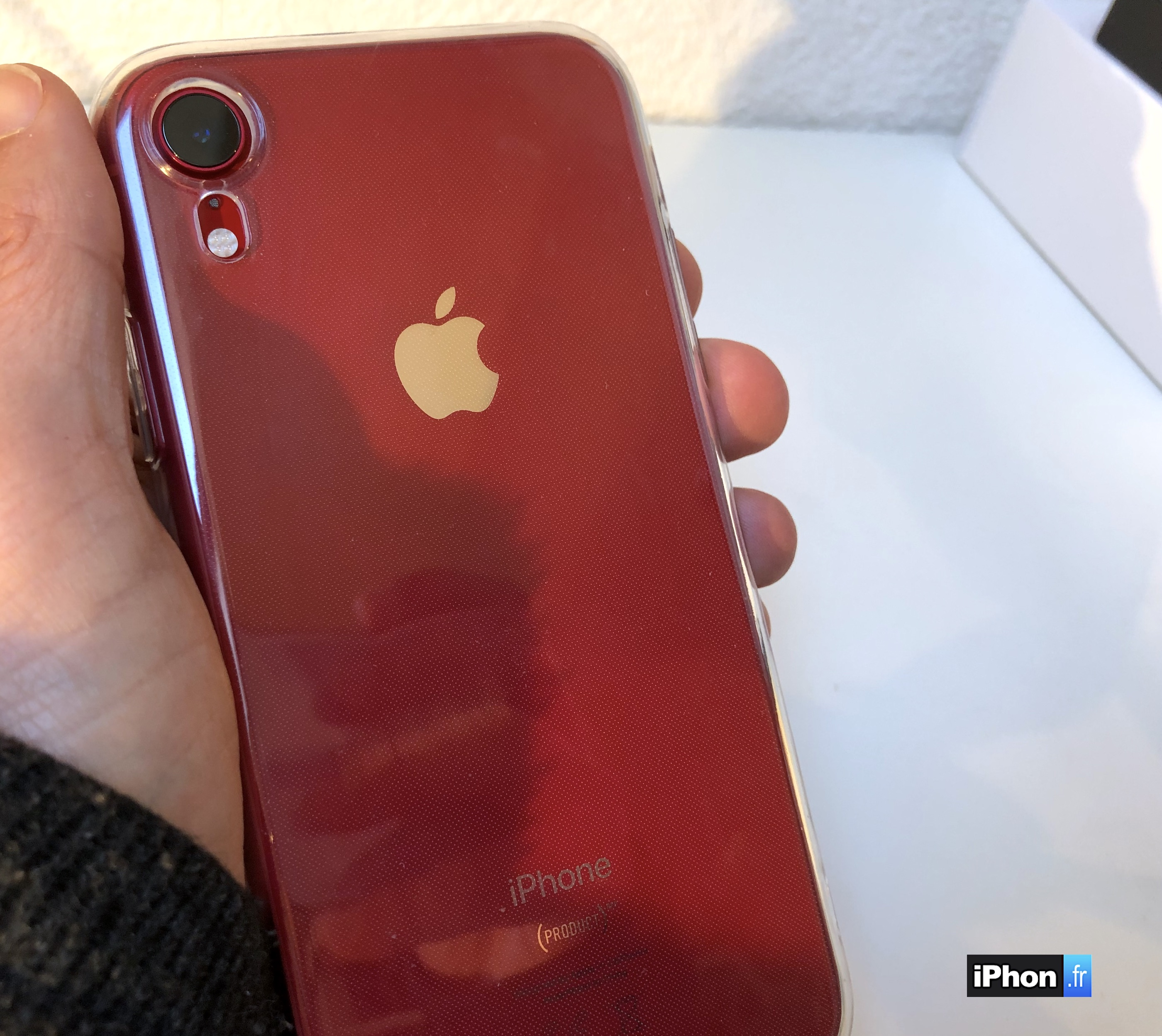 coque anker iphone xr