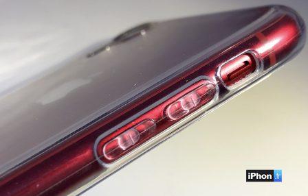 Test express: notre avis sur la coque transparente Ubegood pour iPhone XR (XS) à ... 6,99€ 9