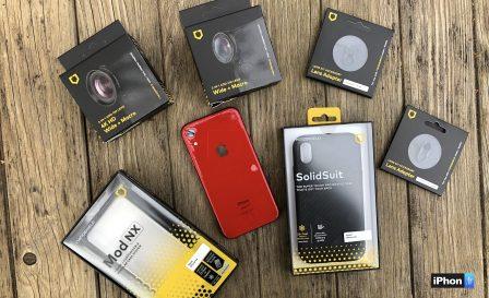 Test des coques iPhone XR et des tous nouveaux objectifs photos Rhinoshield 2