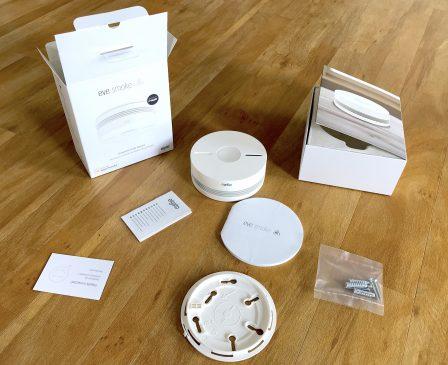 Test du capteur Eve Smoke: détecteur de fumée et de chaleur compatible HomeKit/Siri 3