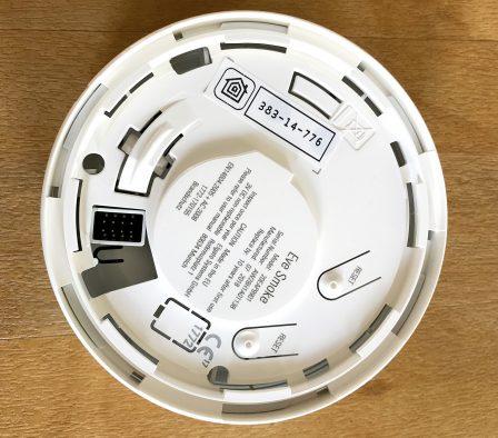 Test du capteur Eve Smoke: détecteur de fumée et de chaleur compatible HomeKit/Siri 8