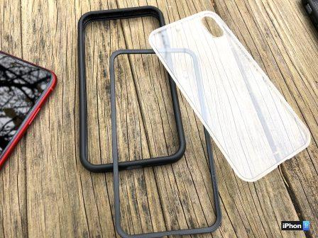 Test des coques iPhone XR et des tous nouveaux objectifs photos Rhinoshield 4