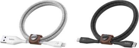 Les premiers câbles tiers Lightning / USB-C certifiés MFi font leur apparition chez Belkin et Griffin 2