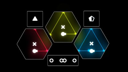Entre ombres et lumières, guidez chaque laser vers la bonne cible, dans Blask, nouveau jeu iPhone, iPad 2