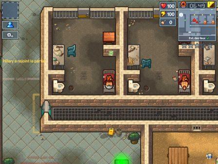 Test The Escapists 2: essai transformé pour la suite du jeu d'évasion rétro sur iPhone et iPad 3