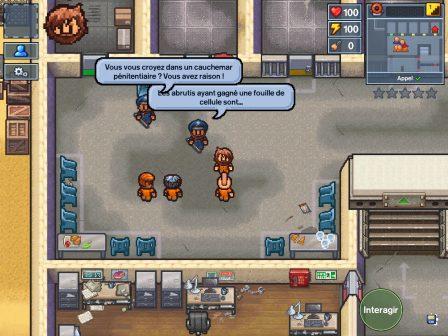 Test The Escapists 2: essai transformé pour la suite du jeu d'évasion rétro sur iPhone et iPad 2
