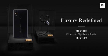 Xiaomi vient chercher Apple et Samsung sur leur terrain: ouverture d'un Mi Store aux Champs-Elysées 2