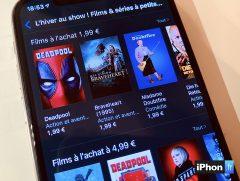 Promos iTunes:  12 BD, 20 films classiques, 70 films à 1,99€ (moins cher que la location) et 30 récents à 4,99€ ! 2