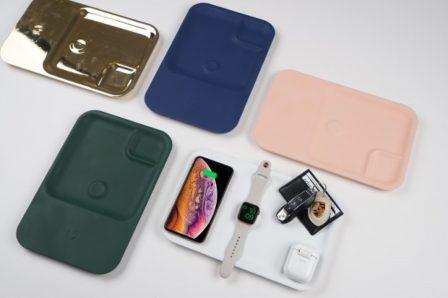 Un plateau pour recharger iPhone, Apple Watch et AirPods simultanément en attendant le AirPower 3