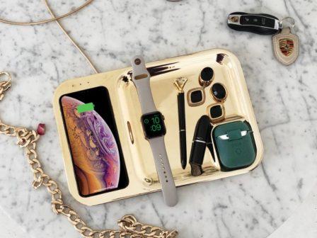 Un plateau pour recharger iPhone, Apple Watch et AirPods simultanément en attendant le AirPower 2