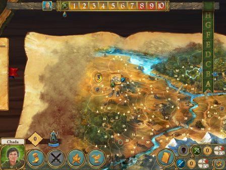Devenez la légende du royaume d'Andor, dans cette adaptation iOS du jeu de plateau 2
