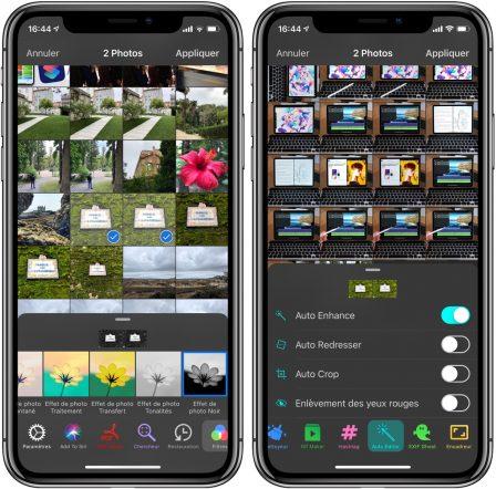 PAPS: l'app qui donne du peps à l'édition et la gestion photo, y compris par paquet d'images 2