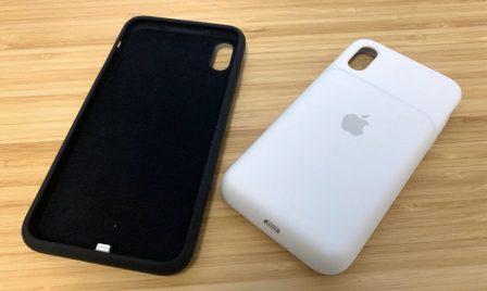 MàJ x 2 - Apple sort ses coques «Smart Battery» Qi pour iPhone XS, XS Max et XR 6