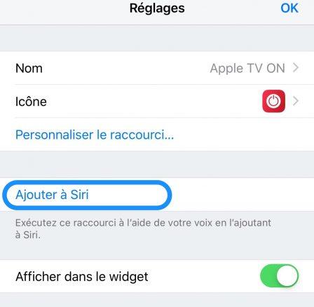 Un raccourci iOS pour allumer son Apple TV, c'est possible! Le voici 4