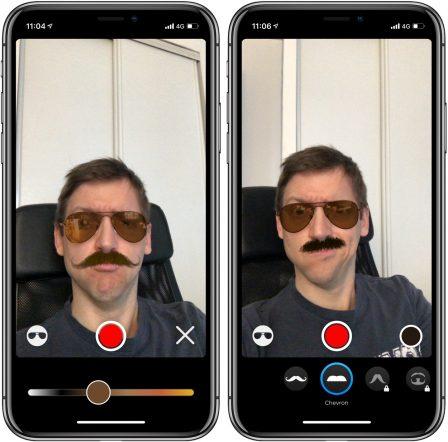 Faites-vous pousser la moustache en Réalité Augmentée sur iPhone X, XS, XR et iPad Pro avec Real Mustache AR 2
