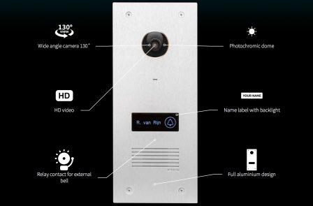 La première sonnette vidéo compatible HomeKit sort bientôt: voici la ProLine 4