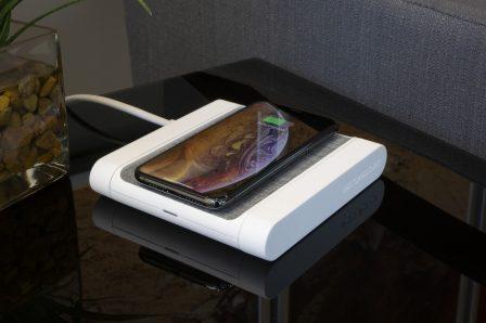 Chez Scosche: un chargeur modulaire sans-fil pour les fans d'Apple: iPhone, Watch et iPad sur une même base 2