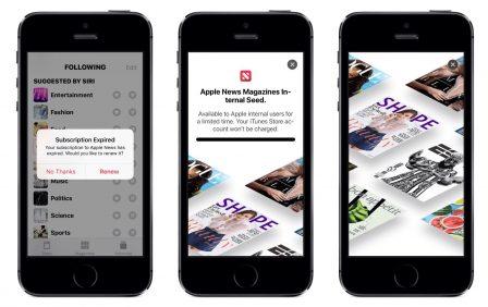 Indiscrétions WSJ: le prix de l'abonnement Apple Presse et streaming vidéo, implication Cook et plus! 2