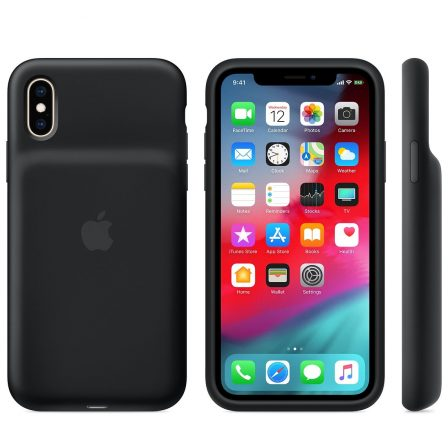 MàJ x 2 - Apple sort ses coques «Smart Battery» Qi pour iPhone XS, XS Max et XR 3