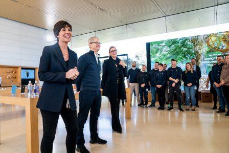 Qui est Deirdre O'Brien, la nouvelle patronne des Apple Store? 2