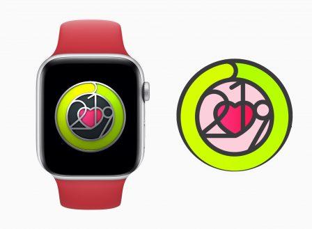 C'est parti, démarrage du défi du coeur sur l'Apple Watch (MàJ) 3
