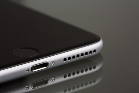 Des problèmes de recharge sur votre iPhone, iPad? Pensez à un nettoyage tout simple! 2