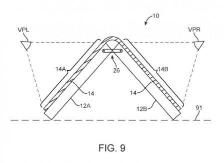 En images, les solutions pour rendre l'iPhone pliable à l'étude chez Apple 3