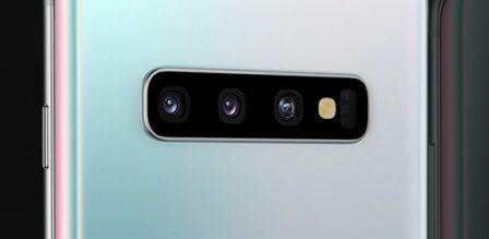 Face à l'iPhone XS/XR, de nombreux modèles de Galaxy S10 dévoilés par Samsung 3