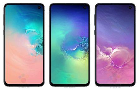 Samsung prépare un Galaxy S10e, sa réponse à l'iPhone XR avec qui il partage une certaine ressemblance 2
