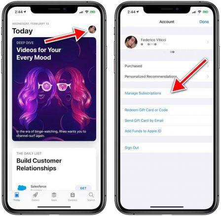 Apple rend les abonnements plus faciles à gérer sur iPhone et iPad 2
