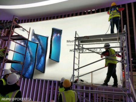 Prochain smartphone pliable:le Huawei Mate X s'affiche 2