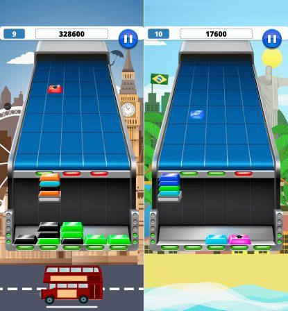Mix de Tetris et de Puissance 4, la stratégie et l'action d'Ingot Rush font mouche sur iPhone, iPad 3