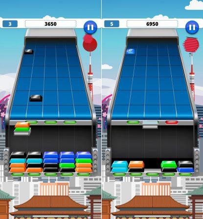 Mix de Tetris et de Puissance 4, la stratégie et l'action d'Ingot Rush font mouche sur iPhone, iPad 2
