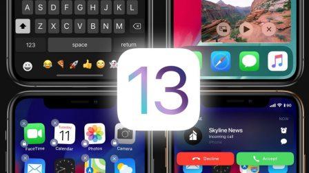 iOS 13 se dévoile avant l'heure? Mode sombre, productivité améliorée et autres nouveautés 3