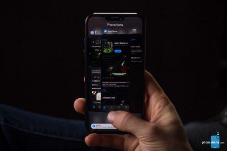 Des rendus pour imaginer un mode «sombre» d'iOS 13 sur iPhone 2019 2