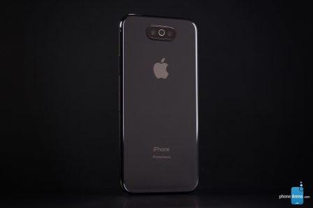Des rendus pour imaginer un mode «sombre» d'iOS 13 sur iPhone 2019 3