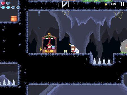 JackQuest: ambiance et mécanique rétro font mouche dans ce nouveau jeu de rôle et d'action iPhone, iPad 2