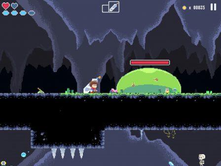 JackQuest: ambiance et mécanique rétro font mouche dans ce nouveau jeu de rôle et d'action iPhone, iPad 3