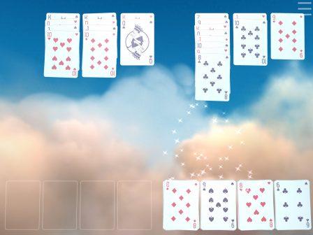 Test de Calm Cards: le classique solitaire de retour sur iPhone, iPad, façon zen et relax 2