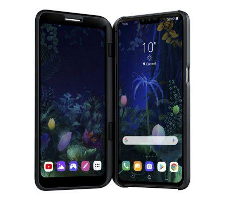 Face au pliable, le smartphone de LG joue la carte du double écran 4