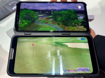 Face au pliable, le smartphone de LG joue la carte du double écran 6