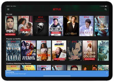 Netflix s'explique, un peu, sur la disparition d'AirPlay de son app iOS 2