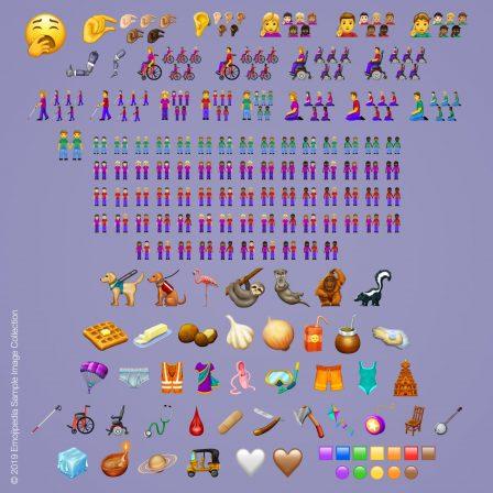Découvrez les prochains emojis: prévus pour 2019 2